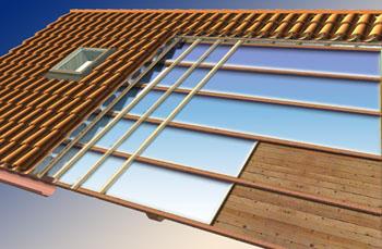 Isolamento termico tetto ventilato