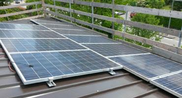 Servizio di installazione impianti fotovoltaici e pulizia pannelli