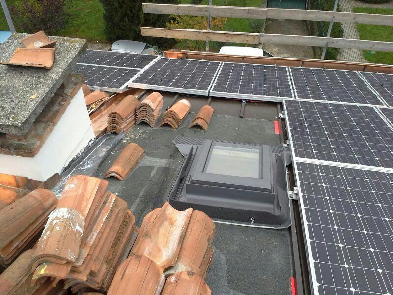 Finestre per mansarde e lucernari tetto con nuovi abbaini for Lucernari per tetti in legno
